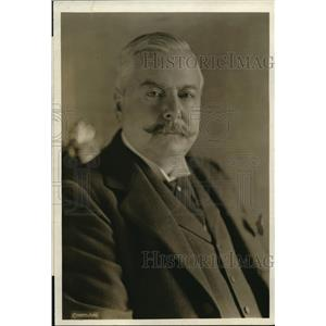 1918 Press Photo Dr Arthur Everett Shipley British Educational Mission to US