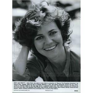 1979 Press Photo Sally Field stars in Beyond the Poseidon Adventure - orp14070