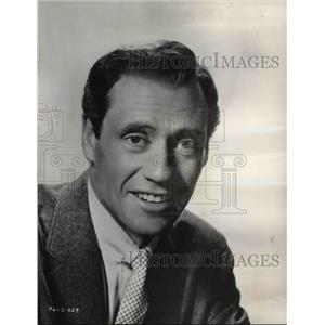 1957 Press Photo Mel Ferrer in The Sun Also Rises on Fox - orp13789