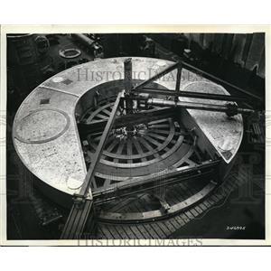 1938 Press Photo The Large Bearing Will Receive a Glass Smooth Finish