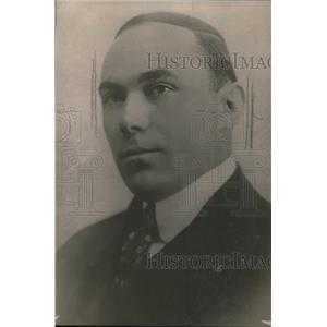 1916 Press Photo George L. Berry, Int'll Printing Pressmen & Asst Union Pres