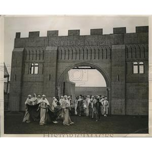 1926 Press Photo Scene during Episode of Emma and The Norman , 1076.