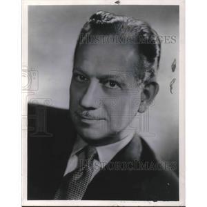 1957 Press Photo Melvyn Dougals in Waltz of the Toreadors - cvp04099