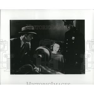 1983 Press Photo Dana Andrews and Gene Tierney star in Laura