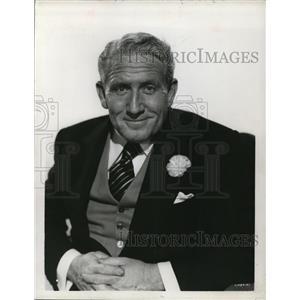 1950 Press Photo Spencer Tracy