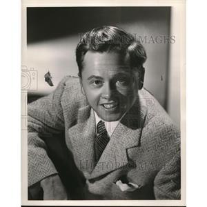 1951 Press Photo Mickey Roonet