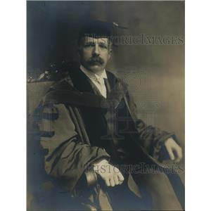 1910 Press Photo William Herbert Perry pres of Brown University