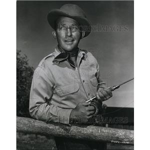 1950 Press Photo Bing Crosby in Riding High