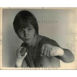 1975 Press Photo Randy Shields