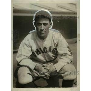 Press Photo Norman McMillan of Chicago Cubs