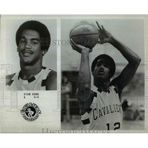 Press Photo Stan Rome Cleveland Cavaliers