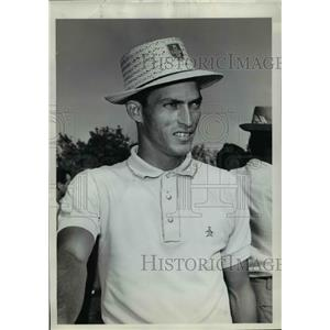 1961 Press Photo Golfer Chi Chi Rodriguez