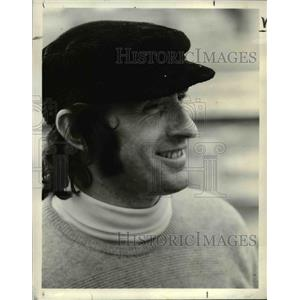 1978 Press Photo Jackie Stewart world champion the words seem to belong together