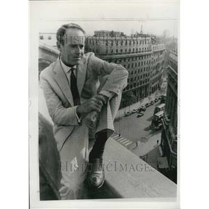 1959 Press Photo American Film Actor Henry Fonda