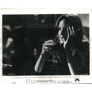 1977 Press Photo Diane Keaton stars in Looking for Mr. Goodbar - orp16719