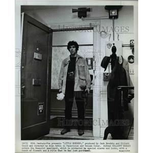 1971 Press Photo Elliott Gould stars as Alfred in Little Murders - orp15937
