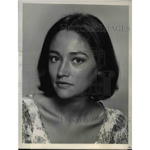 1978 Press Photo Olivia Hussey stars in The Pirate TV show - orp16076