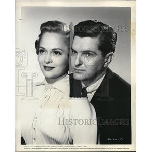 1953 Press Photo Peter Lind Hayes and Mary Healy in 5000 Fingers of Dr. T
