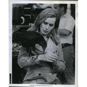 "1971 Press Photo Sally Kellerman in ""MASH"" - orp17823"