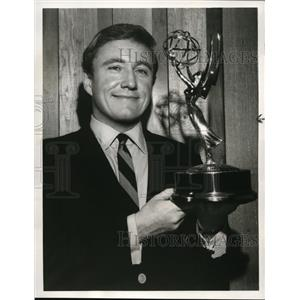 1969 Press Photo Merv Griffin host of The Emmy Awards - orp17454