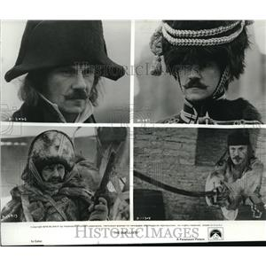 1978 Press Photo Harvey Keitel stars in The Duellists - orp16744