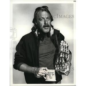 1978 Press Photo Howard Hessman WKRP In Cincinnati - orp17536