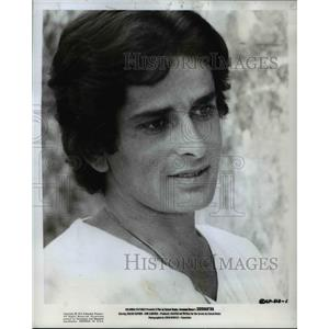 1973 Press Photo Shashi Kapoor stars in Siddhartha movie film - orp16425