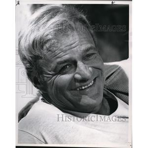 1968 Press Photo Brian Keith stars in With Six You Get Egg Roll - orp17847