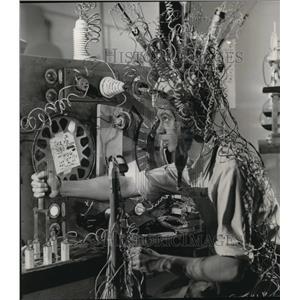 "1964 Press Photo Tommy Kirk in ""The Misadventures of Merlin Jones"" - orp17399"