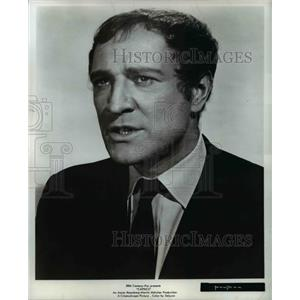1968 Press Photo Richard Harris stars as Christopher White in Caprice - orp16558