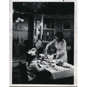 1968 Press Photo Cosmonaut alexei Leonov - orp17788