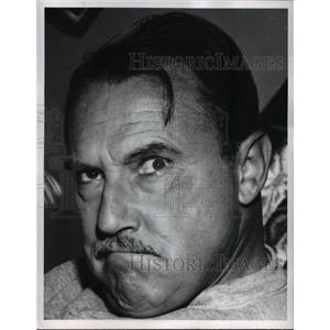 1962 Press Photo Gale Gordon American Character Actor and Comedian - orp15940