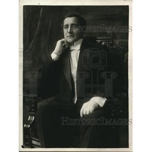 1923 Press Photo Jefferson Osbournne of silent films