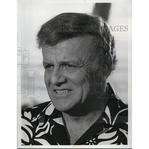 "1973 Press Photo Brian Keith ""Brian Keith Show"" - orp17825"