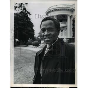 1979 Press Photo Robert Guillaume stars in Benson TV show - orp15835