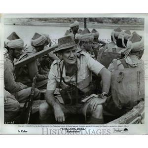 1967 Press Photo Trevor Howard stars in The Long Duel - orp15392
