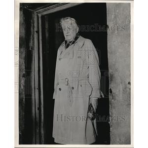 1959 Press Photo Reginald Owen, star in the Alcoa production, Dream