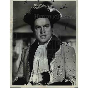 1968 Press Photo Bob Hope stars in Casanova's Big Night - orp15551
