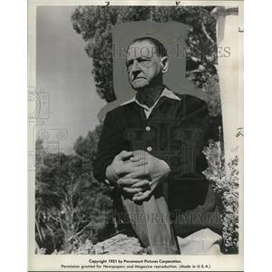 1952 Press Photo W. Somerset Maugham