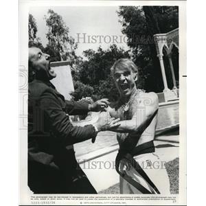 1979 Press Photo Steve Martin stars as Navin Johnson in The Jerk