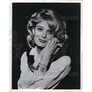 "1967 Press Photo Melina Mercouri ""He Who Must Die"" - orp20426"