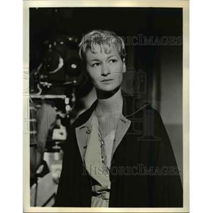 1958 Press Photo Diane Ladd - orp21494
