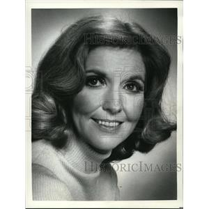 1975 Press Photo Anne Meara - orp20474