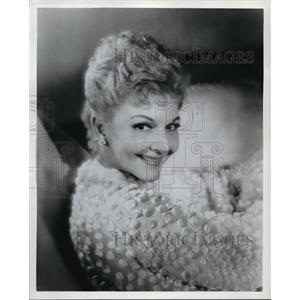 1968 Press Photo Mary Martin Actress - orp20746
