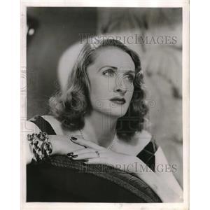 1948 Press Photo Arlene Blackburn in Linda's First Love - orp19409
