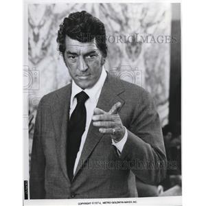 "1975 Press Photo Dean Martin ""Mr. Ricco"" - orp20382"