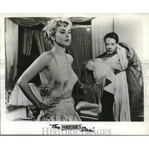 "1959 Press Photo Antonella Lualdi ""Three Forbidden Stories"" - orp19141"