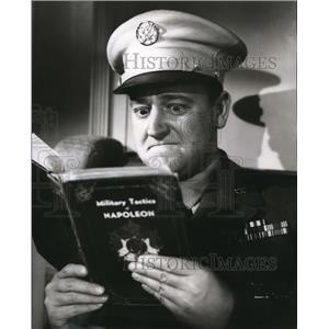1953 Press Photo Eddie Mayhoff - orp21276