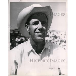 1950 Press Photo Toots Mansfield - orp21326