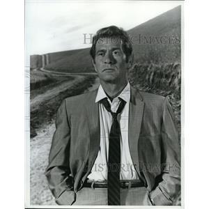 1968 Press Photo Darren McGavin stars in The Outsider - orp19910